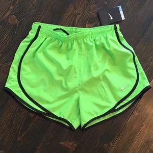 NWT Nike Running shorts sz S